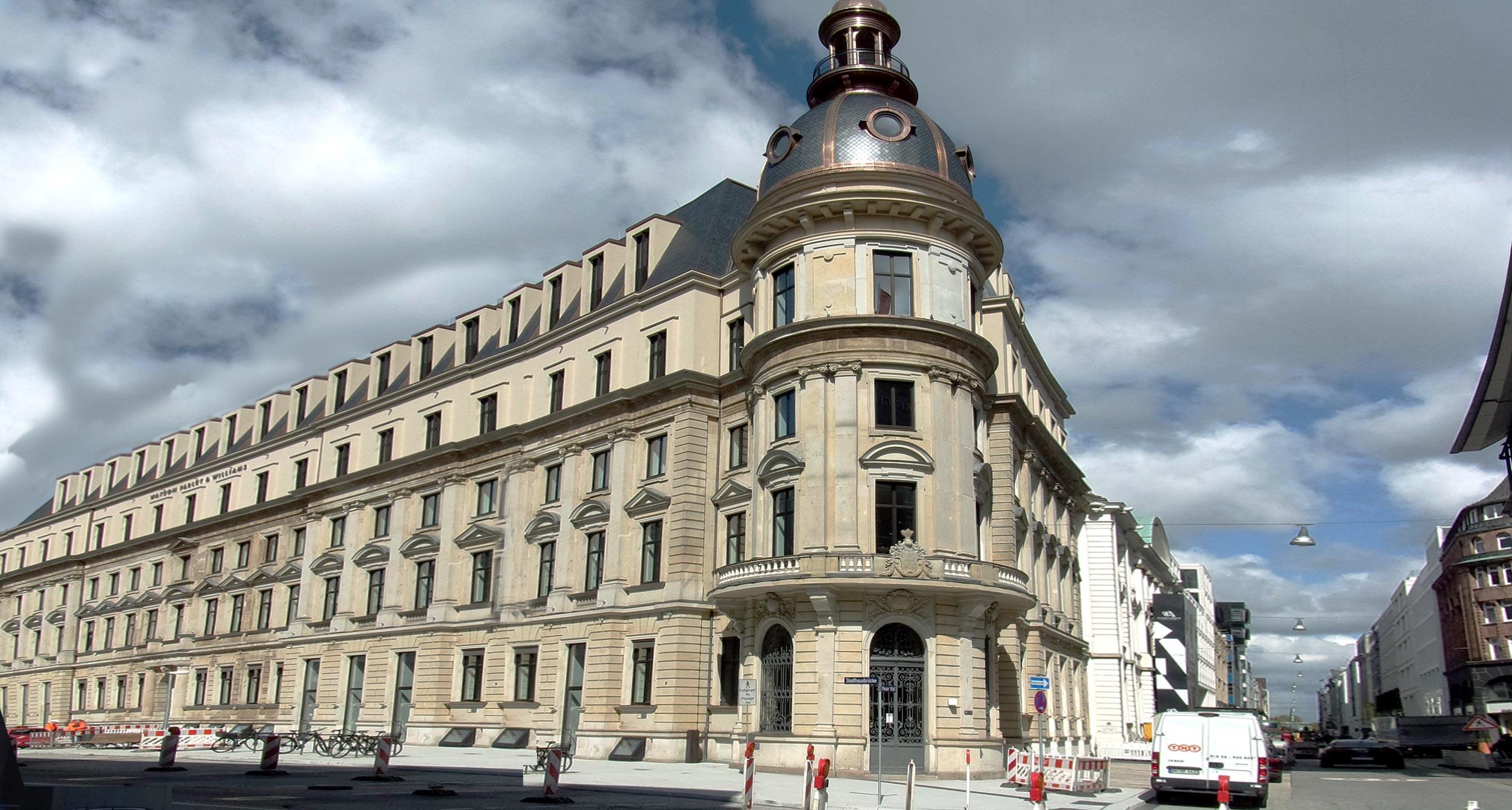 Bild der Stadthöfe in Hamburg